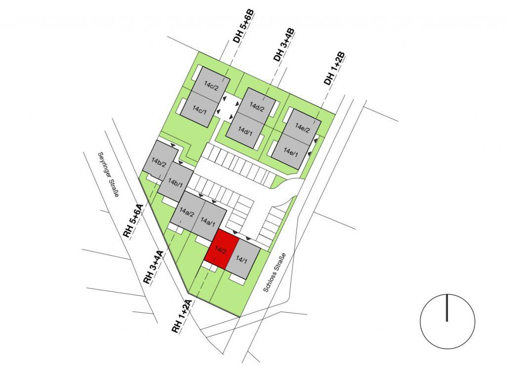 Seyring Doppelhaus 14/2